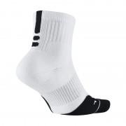 Nike Dry Elite 1.5 Mid Basketballsocken - Weiß