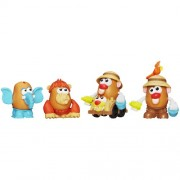 Mr Potato Head Potato Head Playskool Mr. Potato Head Little Taters Big Adventures Spud Safari Set
