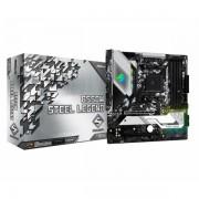 Asrock AMD AM4 B550M STEEL LEGEND ASR-B550M STEEL