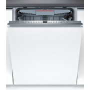 Masina de spalat vase Bosch SMV46KX01E, complet incorporabil, A++, motor inverter, 60 cm, 13 seturi, 6 programe, panou de comanda inox