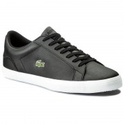 Lacoste Sneakersy LACOSTE - Lerond Bl 1 Cam 7-33CAM1032024 Blk