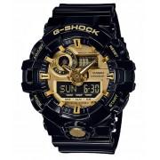 Ceas barbatesc Casio G-Shock GA-710GB-1AER Analog-Digital