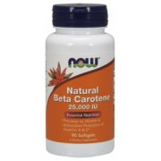 Beta karoten (Natural) 25000IU 90kaps
