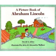 A Picture Book of Abraham Lincoln, Paperback