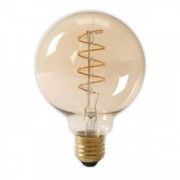 LED E27-G125-Filament lamp - 4W