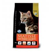 Matisse Sterilised Somon 10Kg