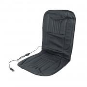 Husa auto scaun cu incalzire Carpoint 12V , comutator cu trei trepte : OFF / HI / LOW, 1 buc. Kft Auto