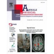 Annals of Physical and Rehabilitation Medicine - Abonnement 12 mois