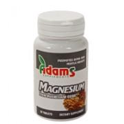 Magneziu 375 mg 30tbl ADAMS SUPPLEMENTS