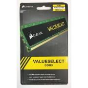 Corsair Neue versiegelte Corsair Valueselect 4GB (1 X 4GB) 1600MHz DDR3 PC-...