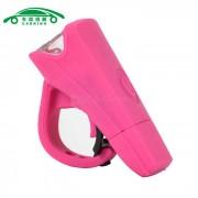 Linterna de carga USB linterna bicicleta blanco neutro - rosa oscuro