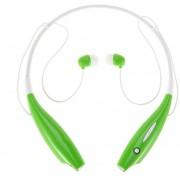 Audífonos Inalámbricos, Collar Auricular Inalámbrico Audifonos Bluetooth Manos Libres En El Oído Estéreo Audifonos Bluetooth Manos Libres 4.0 Auriculares Cuello (verde)