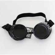 POIZEN INDUSTRIES cyber szemüveg - Goggle CG1 - Fekete