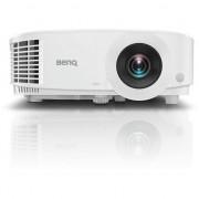 Videoproiector BenQ MX611, XGA, 4000 lumeni, 2xHDMI, Alb