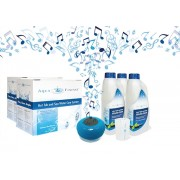 AquaFinesse SPA 2 doboz bio vízkezelő csomag + ajándék SpaDeluxe aroma csomag