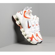 Nike W Shox Tl Nova White/ Team Orange-Spruce Aura-Black