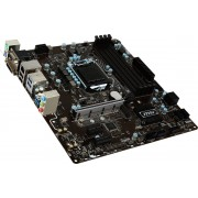 MSI B250M PRO-VDH Intel B250 LGA 1151 (Socket H4) Micro ATX