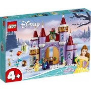 LEGO DISNEY PRINCESS Belle's Castle Winter Celebration