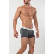 Mundo Unico India Short Boxer Brief Underwear Grey/Silver 15300841-94