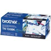 Brother TN-135BK Black - originální toner (bulk)