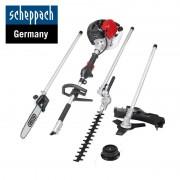 Моторен градински инструмент Scheppach MFH5200-4P, 1300W