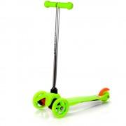 Háromkerekű roller - zöld