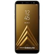 "Telefon Mobil Samsung Galaxy A6 (2018), Procesor Octa-Core 1.6GHz, Super AMOLED capacitive touchscreen 5.6"", 3GB RAM, 32GB Flash, 16MP, 4G, Wi-Fi, Dual SIM, Android (Auriu)"