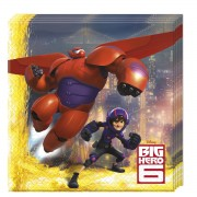 Servetele party Big Hero 6