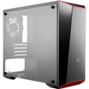 Кутия Cooler Master MasterBox Lite 3.1, micro ATX/mini-ITX, 1x USB 3.0, 1 x USB 2.0, прозорец, черна, без захранване