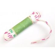 PROMA Šněrovadla (tkaničky) SPORT plochá 270p0040 bílo-růžová 90 cm