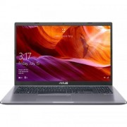 Laptop ASUS M509DA-EJ345, AMD Ryzen 3 3250U pana la 3.5GHz, 15.6 Full HD, 4GB, SSD 256GB, Intel HD Graphics 520, Free DOS, gri
