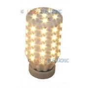 Lampadina a Led 56 SMD5630 Bianco Naturale 4200K E27 Alta Luminosità 18 Watt