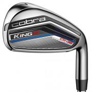 Cobra KING F7 One Length(全番手同長さ)【ゴルフ ゴルフクラブ>☆アイアン(5-Pw)☆】