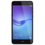 "Telefon Mobil Huawei Y6 (2017), Procesor Quad-Core 1.4GHz, IPS LCD 5.0"", 2GB RAM, 16GB Flash, 13MP, Wi-Fi, 4G, Dual Sim, Android (Gri) + Cartela SIM Orange PrePay, 6 euro credit, 4 GB internet 4G, 2,000 minute nationale si internationale fix sau SMS natio"