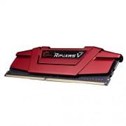 DDR4 16GB (2x8GB), DDR4 3000, CL15, DIMM 288-pin, G.Skill RipjawsV F4-3000C15S-16GVR, 36mj