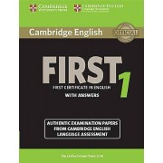 Cambridge English First 1 for Revised Exam from 2015 Students Book ...