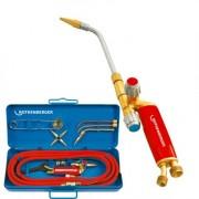 Arzător mobil pentru lipire și sudură ideal pentru instalatori, frigotehniști, ateliere auto și de tinichigerie Rothenberger , cod 35300
