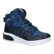 Geox XLED Blauwe Sneakers