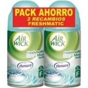Airwick pack ambientador fresh matic recambio nenuco , 250 ml