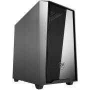 CASE, COUGAR MG120, Mini Tower, Black /No PSU/ (CG385TMZ00001)