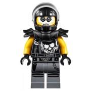 njo399 Minifigurina LEGO Ninjago-Sons of Garmadon-Chooper Maroon njo399