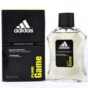 Adidas pure game eau de toilette 100 ml vapo