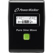 UPS POWERWALKER VI 600 SW, 600VA, Line Interactive