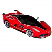 Masina Ferrari Fxxk, telecomanda, scara 1:12, rosu