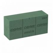 Tűzőhab műanyag OASIS IDEAL maxlife vizes tégla (1 karton)