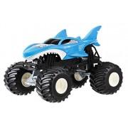 Hot Wheels Monster Jam Shark Die-Cast Vehicle, 1:24 Scale