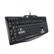 Teclado Logitech G105 Gaming Spanish Keyboard