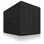 """ICY BOX IB-3664SU3 3.5"""" Nero box per Hard Disk esterno"""