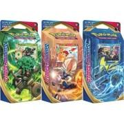 Pokémon 3-pack Pokémon Sword & Shield Theme Deck samlarkort 180 st