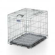 Savic Dog Residence med kudde - Storlek S: B 46 x D 61 x H 53 cm